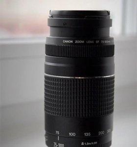 Canon EF 75-300mm/ f4-5.6