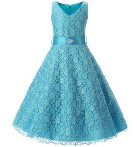 Вечернее платье для подростков.