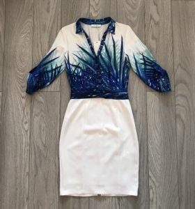 Новое стильное платье. Турция
