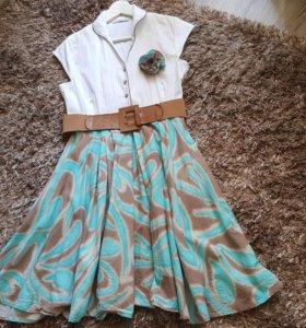 Красивое платье 44-46