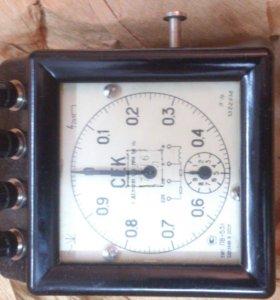Раритетный электронный секундомер ПВ -53Л новый
