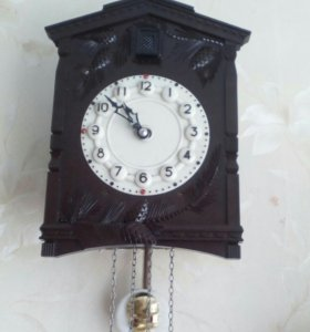Часы с кукушкой первого выпуска