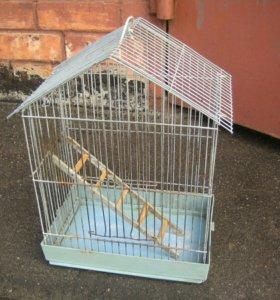 Клетка для хомяков или птиц