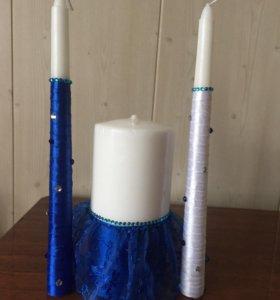 Свечи на свадьбу, казна
