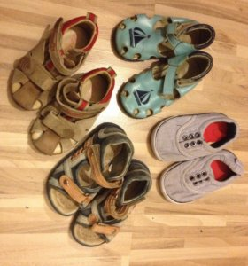 Пакет обуви 22-23-24 р