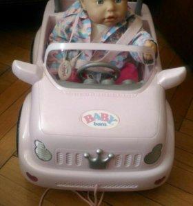 Машина для Baby born