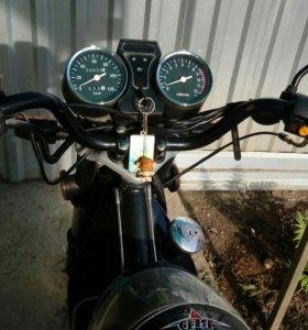 Мотоцикл Орион