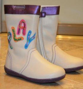 Новые ботинки сапоги Agatha Ruiz De La Prada