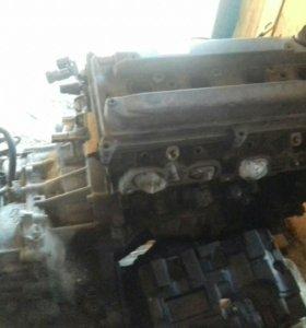 Двигатель с акпп 1AZFE