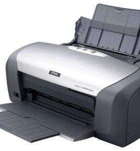Струйный фото-принтер Epson на органы