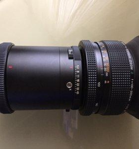 Объектив Mamiya-Sekor Zoom 100-200mm f/5.2