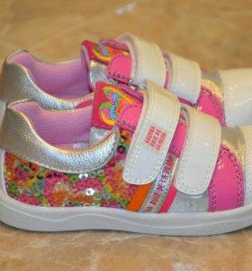 Новые ботинки Agatha ruiz de la Prada, размер 25