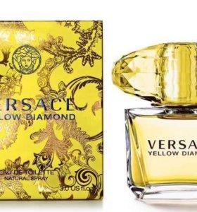 versace yellow diamond 30 мл