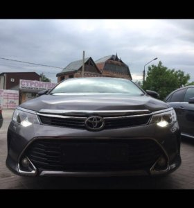 Toyota Camry, 3.5 AT, 2015, седан