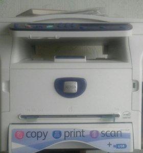 Принтер, ксерокс, сканер