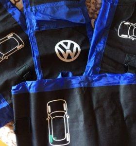 Оригинальные чехлы на колёса Volkswagen