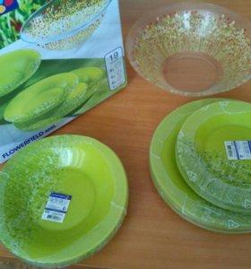 Новый набор посуды Luminarc
