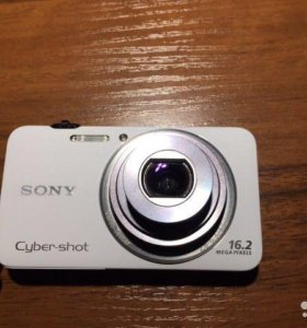 Фотоаппарат Sony Cyber-shot DSC-WX 7 белый