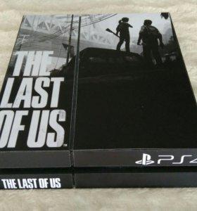 Виниловая наклейка для PS4