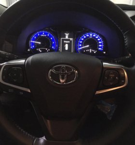 TOYOTA CAMRY 2.5 AT, 2016, Седан