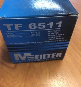 Масляный фильтр MFILTER TF6511