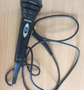 Микрофон 🎤 Philips