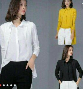Блуза большая