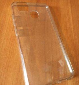 Силиконовый чехол для Asus ZenFone 3 Zoom