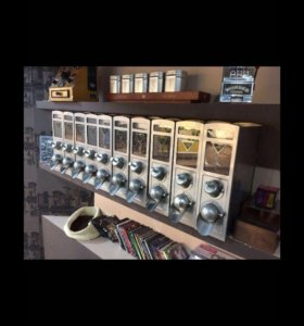 Диспенсер для продажи кофе