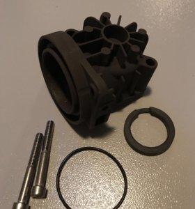 Цилиндр компрессора подвески Audi A8D3 v6 3.2