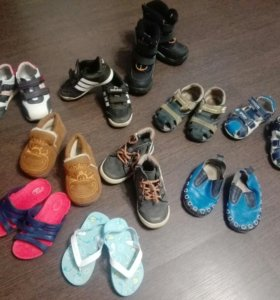 Детская обувь 22-24