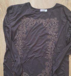 Блузки/ туники (3 шт.) для беременных