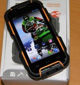 Ginzzu RS9d Dual Orange