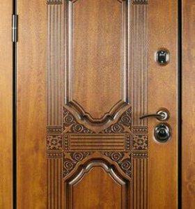 Двери металлические нестандартные