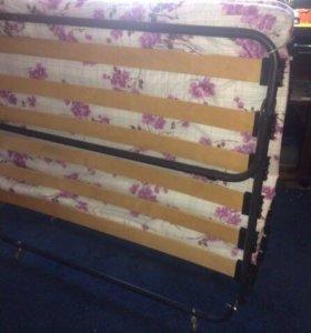 Раскладушка-кровать 120х200