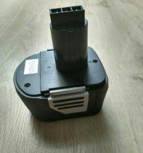 Аккумулятор интерскол