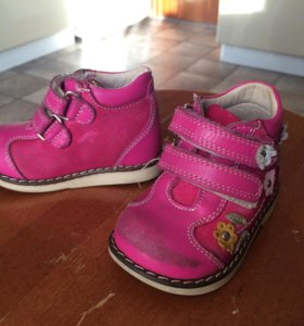 Ботинки для девочки dr. Orthopedic