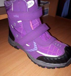 Ботинки детские Reike.Зима.