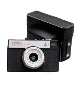 Фотоаппарат раритетный Смена 8М