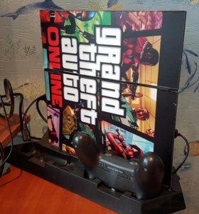 Игровая приставка PlayStation 4 500 Gb (CUH-2008A)