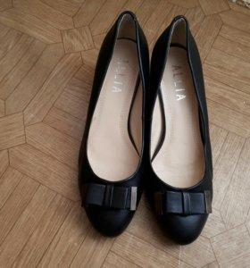 Туфли (кожаные )