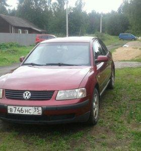 Volkswagen Passat b5, 2000г.