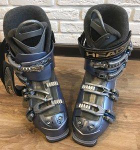 Женские горнолыжные ботинки Head 37рр