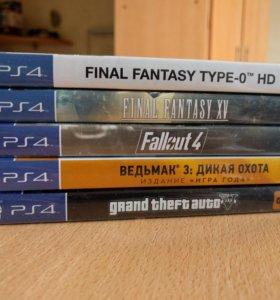 Fallout 4, final fantasy type - 0