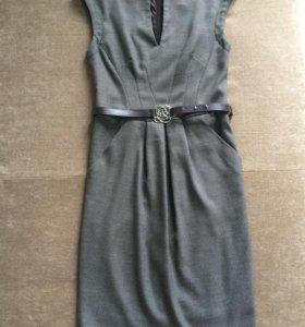 Платье-футляр, XS