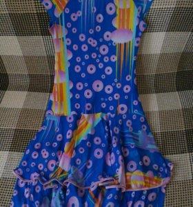 Новое даром! Летнее платье