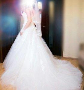 Свадебное платье LA SPOSA MIMOSA