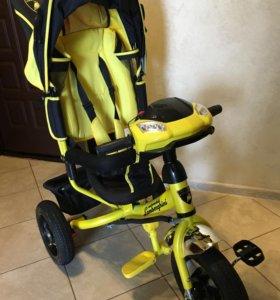 Детский трехколёсный велосипед Lamborghini L2 NEW
