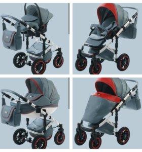 Детская коляска Vilalex Ferrone 3в 1