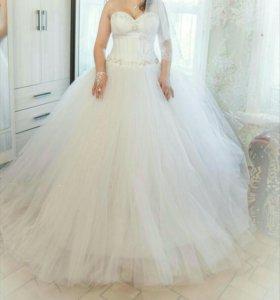 Свадебное платье нарина